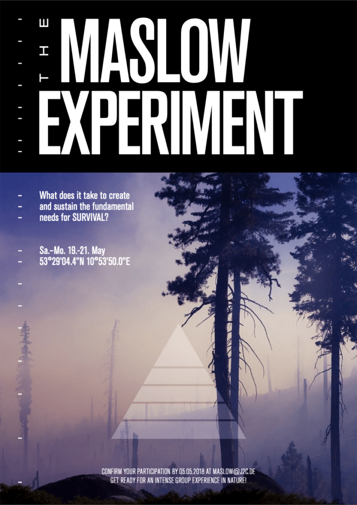 poster, experiment